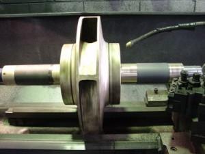 repararea metalului